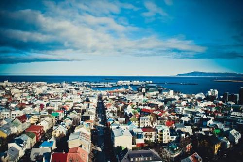<center><b>В Исландии турист перепутал улицы</center></b>