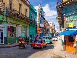 <center><b>На Кубе предлагают спать на сиденьях автомобиля</center></b>