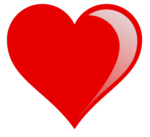 Новый рекорд России - самый большой рисунок сердца