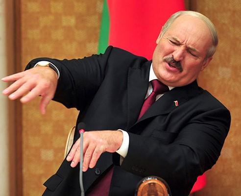 Белорусская спортсменка сделала тату с Лукашенко