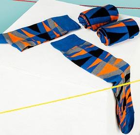 Модная новинка: носки из Третьяковки