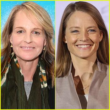<center><b>Актриса Хелен Хант сетует на сходство с Джоди Фостер</center></b>