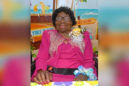 Самая пожилая американка поделилась секретом долголетия