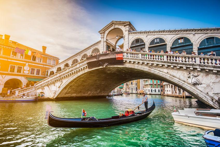 В Венеции туристов оштрафовали за кофе