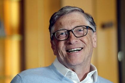 Билл Гейтс назвал свои основные занятия