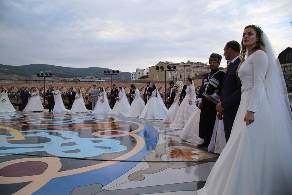 Дагестанская свадьба попала в Книгу рекордов Гиннесса