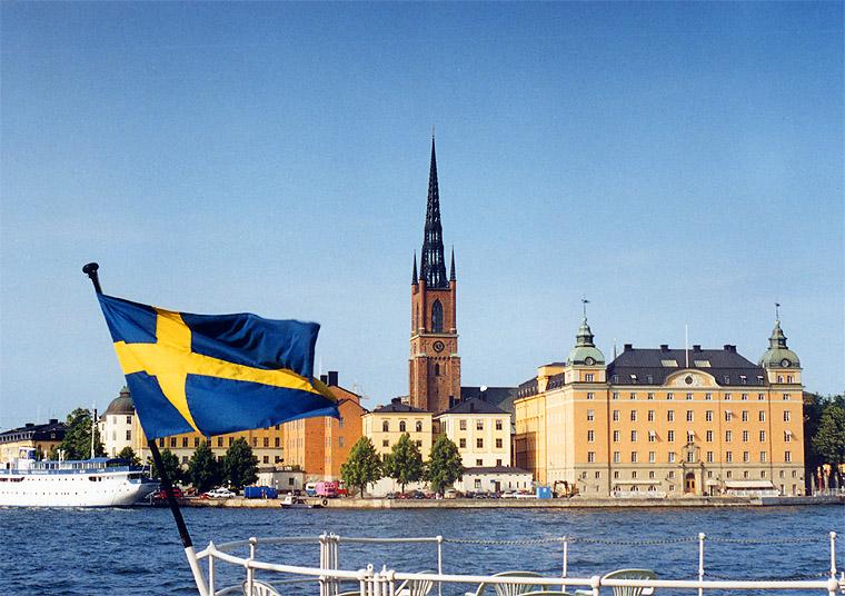 <center><b>Пожилую шведку записали в детский сад</center></b>