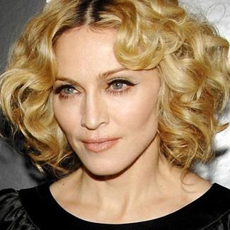 <center><b>Мадонна захватила парковку перед домом</center></b>