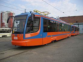 <center><b>Трамвай-сюрприз</center></b>