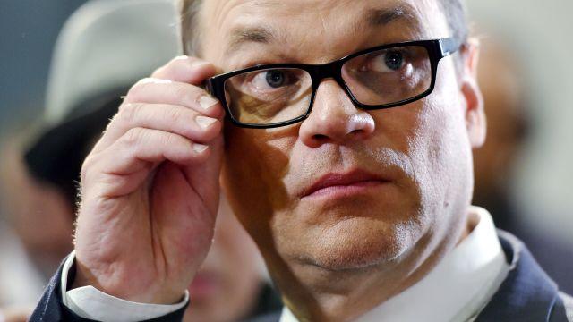 <center><b>Премьер-министр Финляндии передумал соседствовать с мигрантами</center></b>