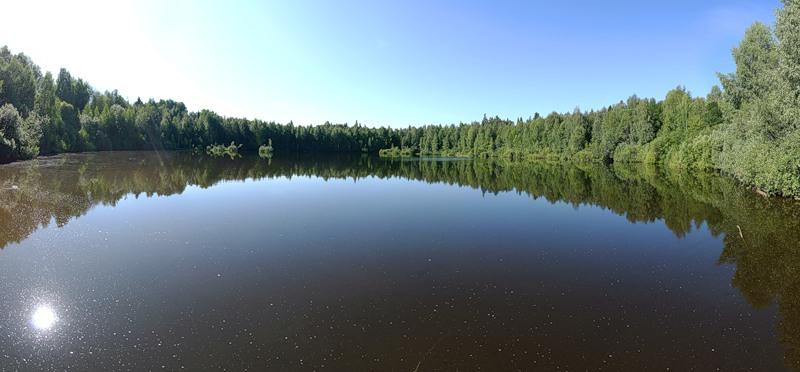 <center><b>Любовь до озера довела</center></b>