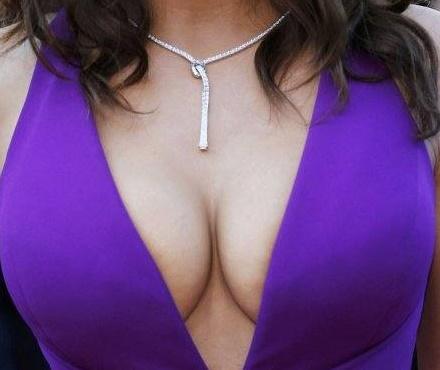 Женскую грудь с афоризмом Медведева продали на аукционе