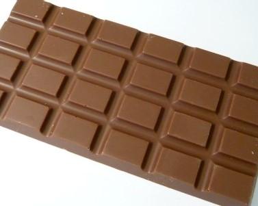 Самая большая в мире шоколадка (видео)