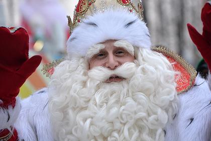 Учёные: Дед Мороз обогнал скорость света