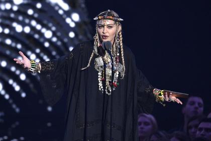 Мадонна пожаловалась на дискриминацию по возрасту