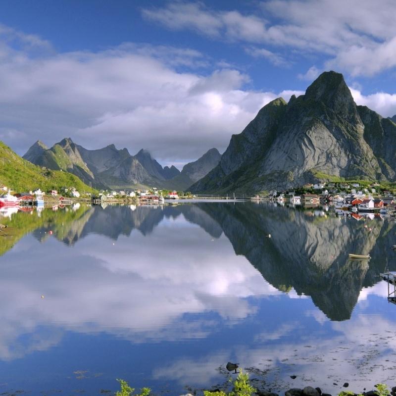 <center><b>Норвежцы против совершенных тел в рекламе</center></b>