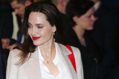 Анджелина Джоли захотела в «Звездные войны»