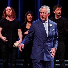 <center><b>Принц Чарльз перевоплотился в Гамлета</center></b>