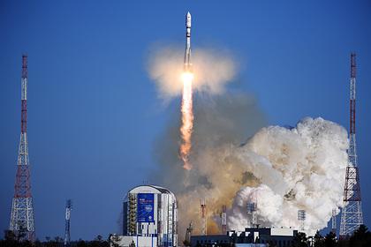 Российская ракета «Союз-2.1а» улетела без черной икры