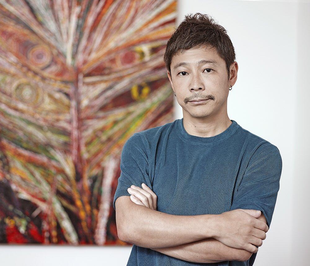 Японский миллиардер ищет жену для полета на Луну