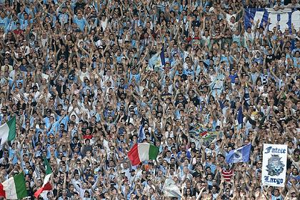 Итальянцы могут отправить свои фотографии на футбольный матч