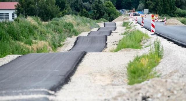 Немцы построили свою первую кривую дорогу