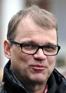<center><b>Премьер-министр Финляндии всех обманул</center></b>
