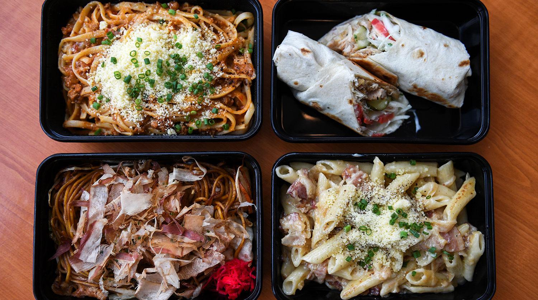 Тайцы открыли кафе с едой из самолета