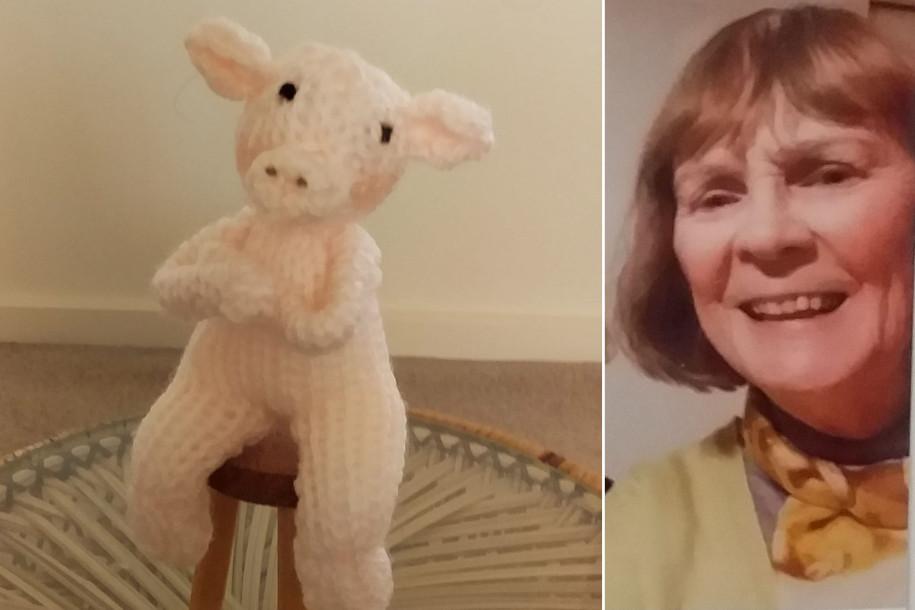 Белые свиньи подставили австралийскую бабушку