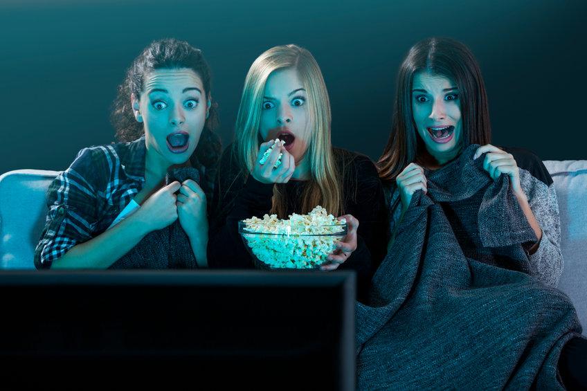 Ученые рассказали, как правильно смотреть ужастики